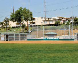 ELACC Softball and Training Facility