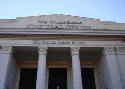 Lake Elsinore City Hall and Cultural Center