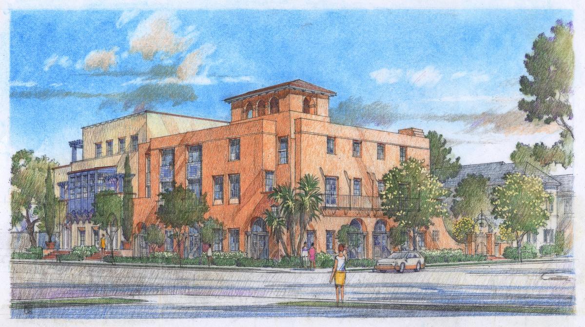 Oakland Cordova archinet