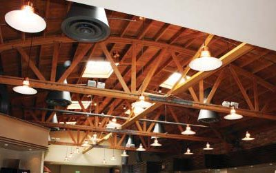 The Café at Paramount Pictures Studios