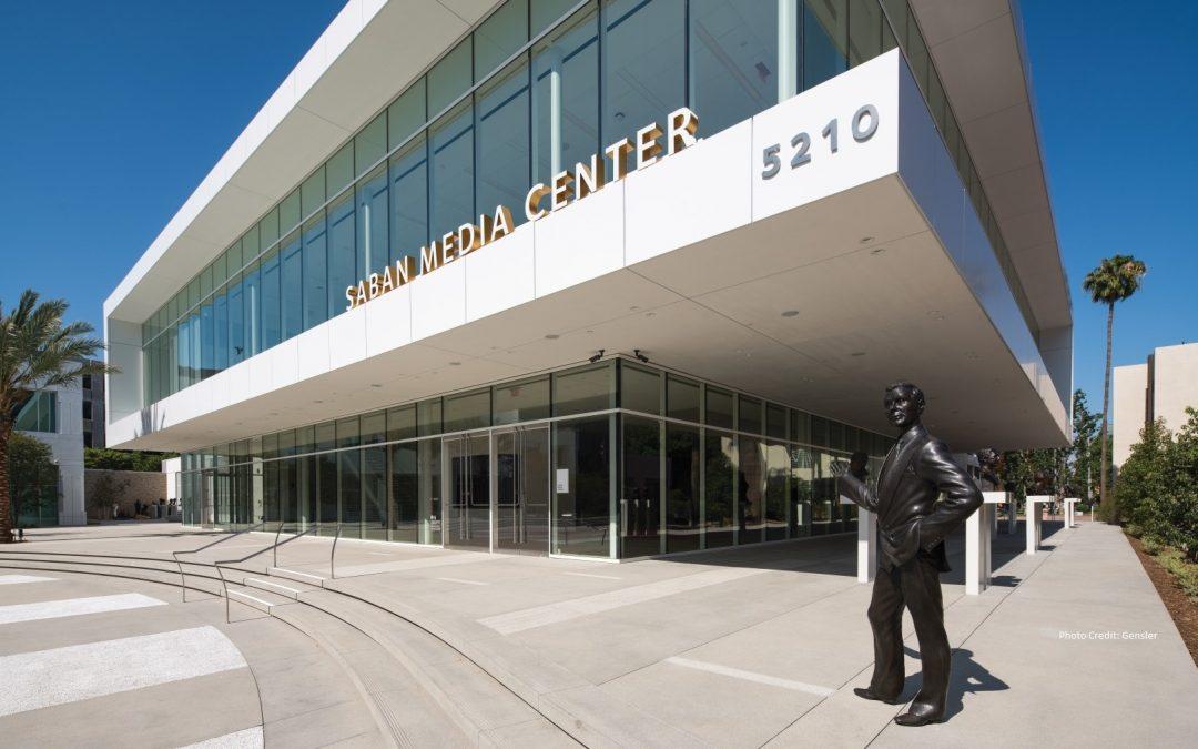 A Complete Award Sweep! Saban Media Center