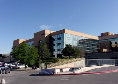 Veterans Administration Medical Center – Seismic Assessment