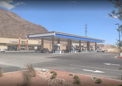 Railroad Pass Travel Center