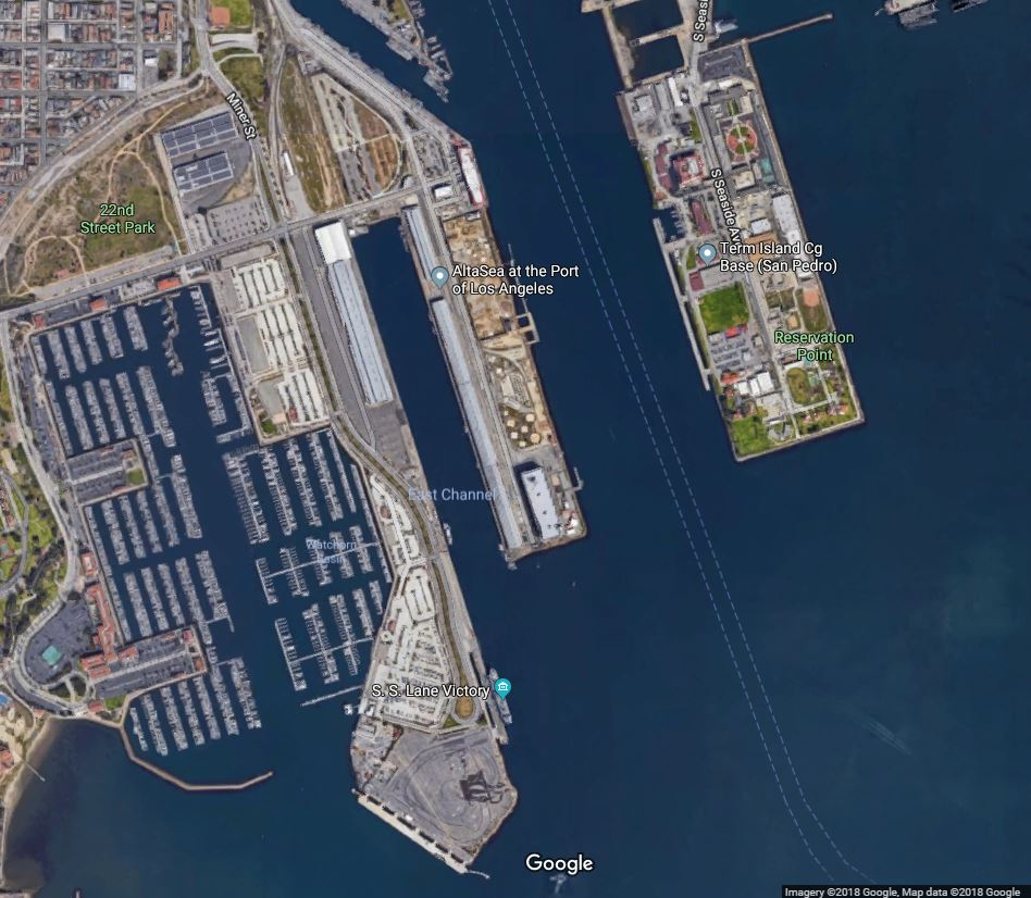 Berth 3 google