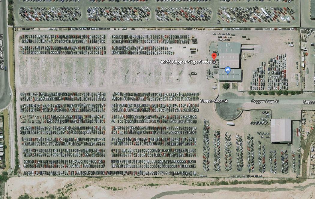 LKQ Las Vegas – Code Upgrade