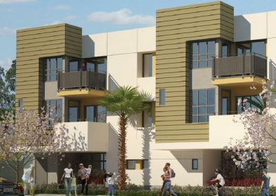 Whittier Phase II, Supportive Multi-Family Housing