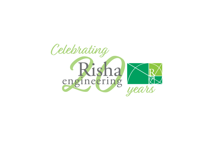 Risha Engineering Celebrates 20 Years!