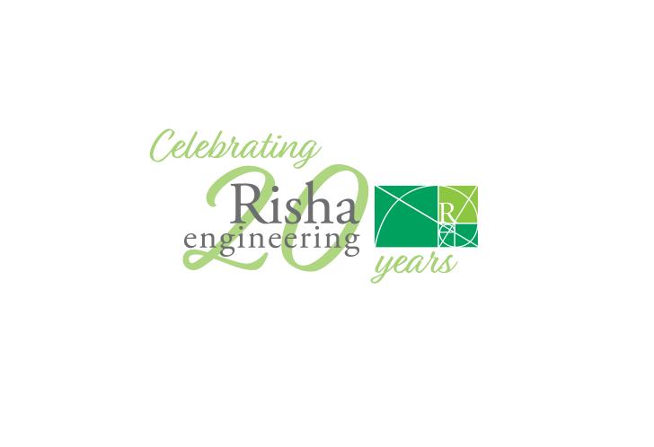 Risha Engineering Celebrates 20 Years!
