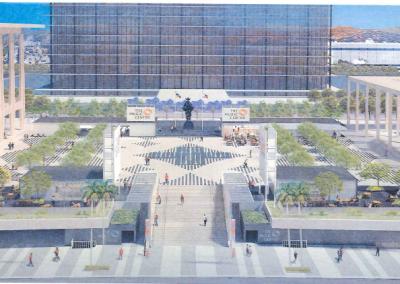The Music Center – Plaza Renovation