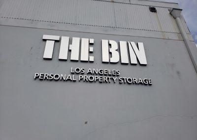 LAHSA Bin Storage